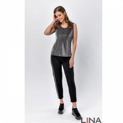 Женская одежда L*I*N*A -101. От 46 до 64 размера. — Весна. Размеры 46-64 — Большие размеры