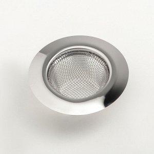 Фильтр для раковины d=7 см