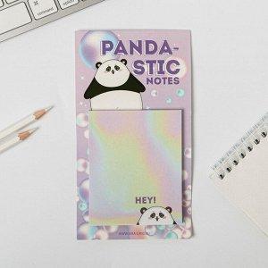 Блок бумаги для записи на магните Pandastic notes, 30 листов
