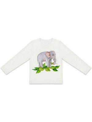 """Лонгслив """"Слон"""""""