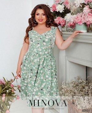 Платье №879-оливка