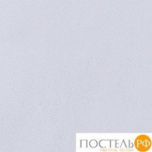 Белая трикотажная наволочка (набор 2 шт.) 50х70
