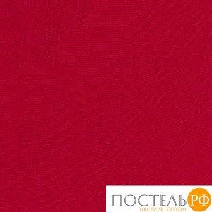 Бордовая трикотажная наволочка (набор 2 шт.) 50х70