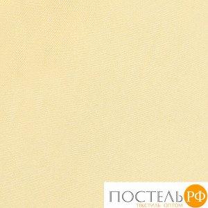 Светло-желтая трикотажная наволочка (набор 2 шт.) 50х70