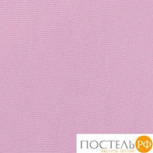 Светло-лиловая трикотажная наволочка (набор 2 шт.) 50х70