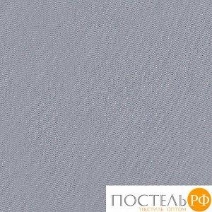 Светло-серая трикотажная наволочка (набор 2 шт.) 50х70