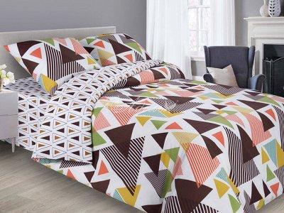 Замечательный текстиль — КПБ Евро ПОПЛИН — Постельное белье