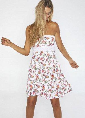 85626 Платье пляжное
