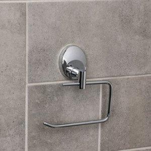 Держатель для туалетной бумаги Accoona A11005-3, цвет хром