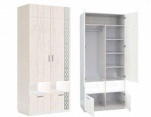 «Белла» Шкаф двухдверный
