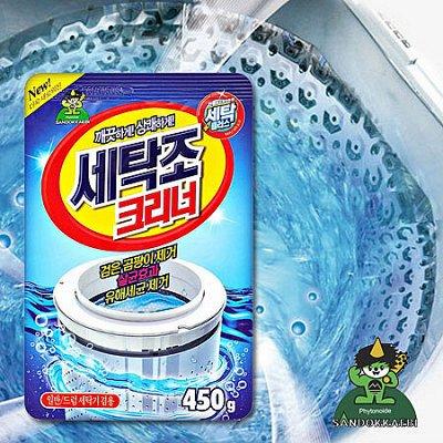 Любимая Япония, Корея, Тайланд! Лучшая бытовая химия для дома — Чистота стиральной машины — Для посудомоечных машин