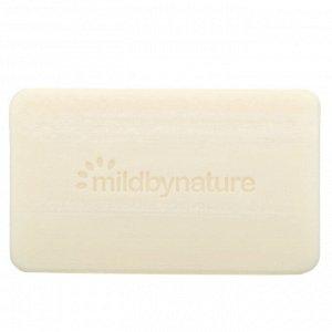 Mild By Nature, Кастильское мыло с ароматом перечной мяты, 141 г (5 унций)