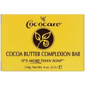 Cococare, Мыло с Маслом Какао для Цвета Лица 4 унции (110 г)