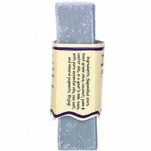 Indigo Wild, Zum Bar, Goat&#x27 - s Milk Soap, Sea Salt, 3 oz