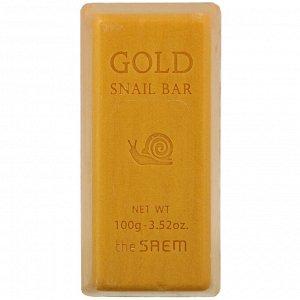 The Saem, Золотая улитка, 3,52 унц. (100 г)