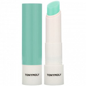 Tony Moly, Liptone, Lip Care Stick, 03 Mint Light, 0.11 oz (3.3 g)