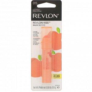 Revlon, Бальзам Kiss, оттенок 015 «Сочный персик»