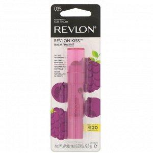 Revlon, Бальзам Kiss, оттенок 035 «Ягодный всплеск»