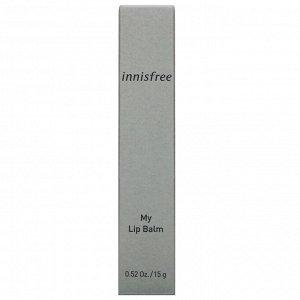 Innisfree, My Lip Balm, Green Peppermint Tea, 0.52 oz (15 g)