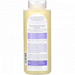 The Honest Company, Truly Calming Bubble Bath, Lavender, 12.0 fl oz (355 ml)