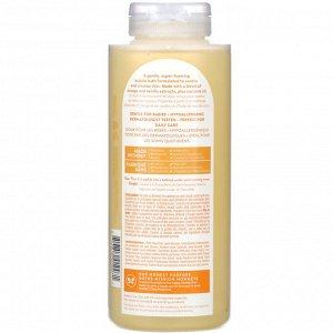 The Honest Company, Everyday Gentle Bubble Bath, Sweet Orange Vanilla, 12.0 fl oz (355 ml)