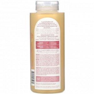 The Honest Company, Gently Nourishing Bubble Bath, Sweet Almond, 12.0 fl oz (355 ml)