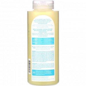 The Honest Company, Purely Sensitive Bubble Bath, Fragrance Free, 12.0 fl oz (355 ml)