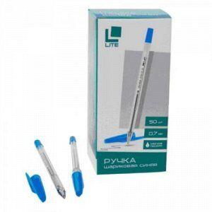 Ручка шариковая 927 синяя 0.7мм BPRL01-B LITE {Китай}