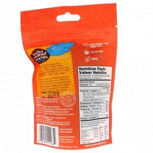 Chimes, Жевательный ирис с жареным кокосом и морской солью, 80 г (2,8 унции)