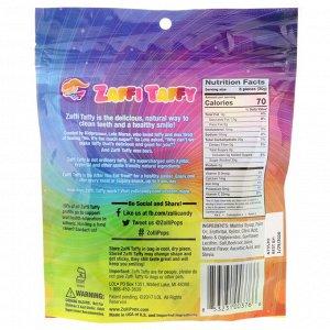 Zollipops, Ириски Zaffi, ириски для чистки зубов, отличные вкусы, 3,0 унции