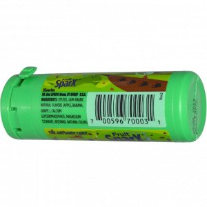 Xlear, SparX Candy, with 100% Xylito, Fruit, 30 g