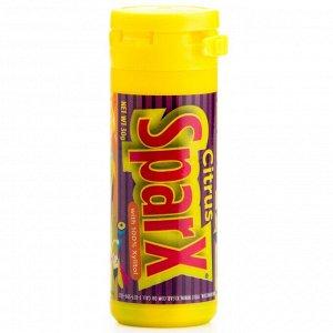 Xlear, Конфеты SparX, со 100% ксилитом, цитрусовые, 30 г