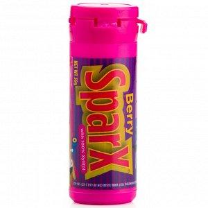 Xlear, Конфеты Sparx, со 100% ксилитом, ягодный вкус, 30 г