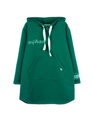 Платье 932А6 зеленый