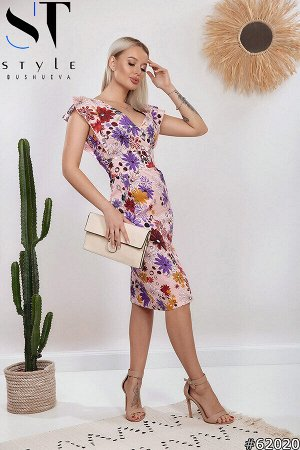Платье 62020
