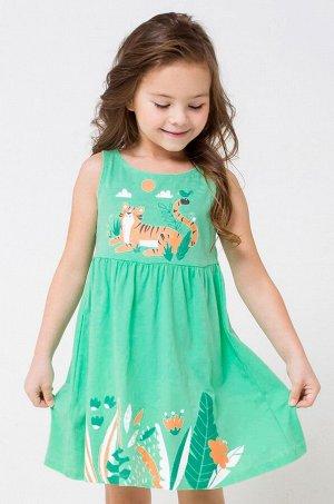 Crockid, Платье для девочки Crockid