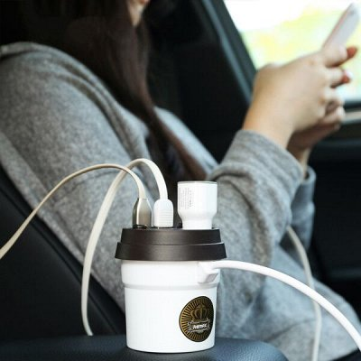 🔥 Скидка 25% на автотовары: 🚗 масла, аксессуары, инструменты — Зарядные устройства для телефонов — Электроника