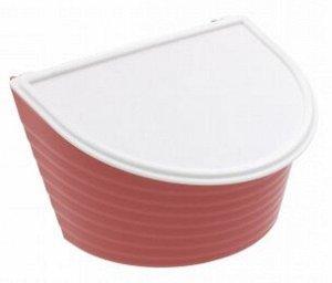 Солонка Солонка [KRITA] КОРАЛЛ. Размер164,6 х 120,27 х 97,7 мм. Душевная атмосфера кухни складывается из самых элементарных предметов, таких, например, как Солонки Krita. Округлые линии и разнообразие