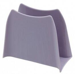 Салфетница Салфетница [KRITA] СИРЕНЕВЫЙ ТУМАН. Размер111,9 х 53,7 х 93 мм.Салфетница Krita, прекрасно подойдёт для бумажных салфеток, и не займет много места на столе. Нейтральные цвета салфетницы Kri