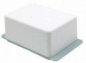 Масленка Масленка [KRITA] СЕРАЯ МИСТЕРИЯ. Размер149,5 х 90 х 58,7 мм.Пластмассовая посуда гораздо практичнее, чем металлическая или стеклянная. Масленка Krita не погнётся, не треснет и не разобьётся н