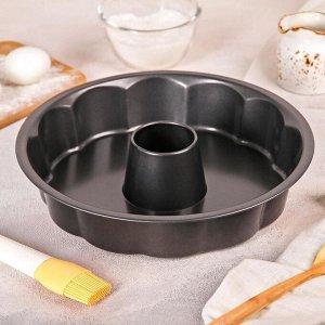Форма для выпечки »Жаклин. Немецкий кекс», 28?5,5 см антипригарное покрытие