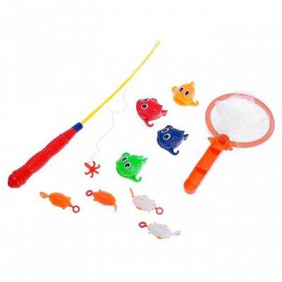 Море игрушек для детей🦊 Бизиборды, игровые наборы, роботы👾   — Рыбалка — Игрушки и игры