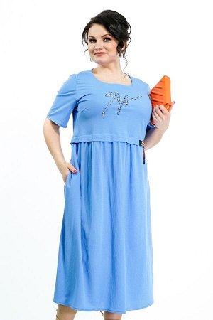Платье-7461