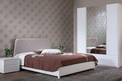 Mann Group - собери свою спальню — Невада - лаконичная коллекция в стиле модерн — Спальня и гостиная
