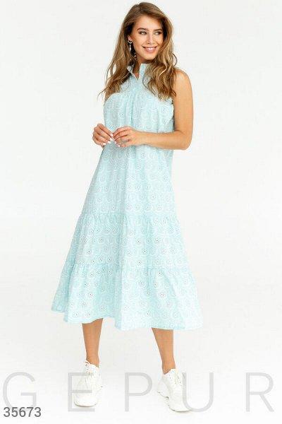 GEPUR август 2020!  женская одежда  — платья PLUS SIZE — Платья