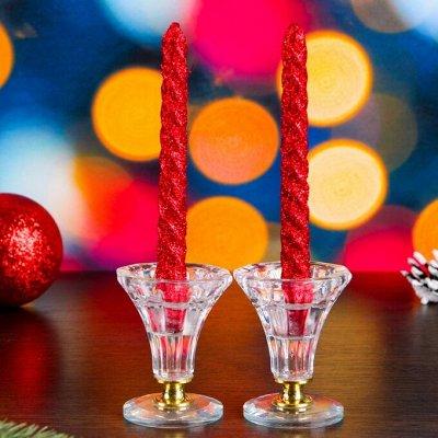 Вазы, Вазочки, Вазоны*Оригинальный Дизайн со Вкусом  !!  — Витые свечи — Свечи и подсвечники