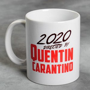 Кружка «Quentin carantino», 300 мл