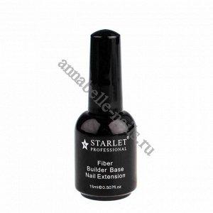 Starlet, Fiber Builder Base База со стекловолокном, 15мл