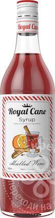 Сироп Royal Cane Глинтвейн Стекло