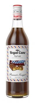 Сироп Royal Cane Нуга-Арахис (Сникерс)